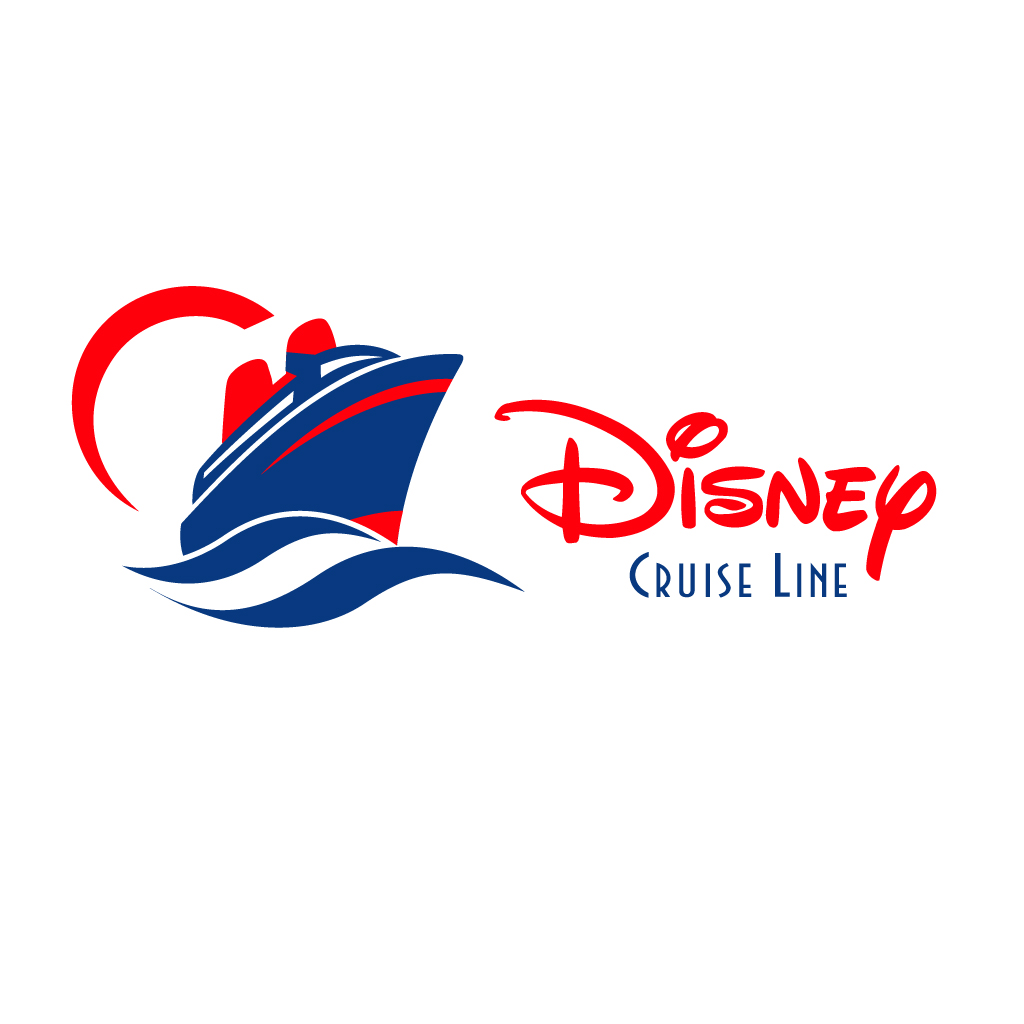 the gallery for gt disney cruise line logo vector